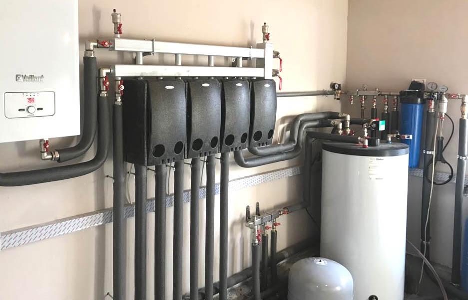 Водоснабжения водоотведение частный дом